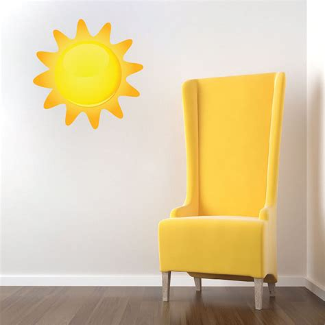 wall decal murals sun wall decals weather wall decal murals primedecals