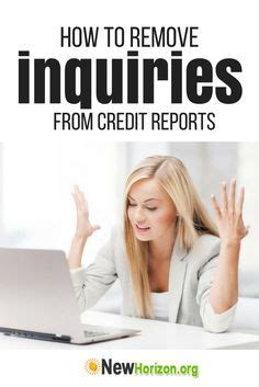 how to remove inquiries from credit report sle letter getting collections accounts removed your credit