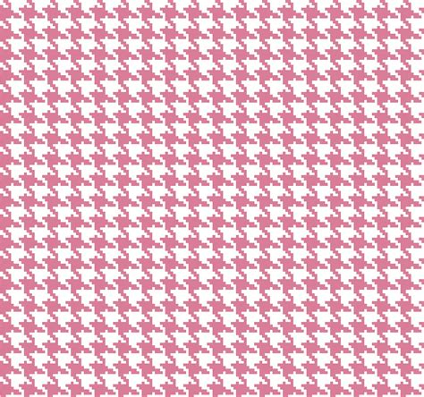 Pink Houndstooth Pattern | houndstooth pink seamless pattern free stock photo