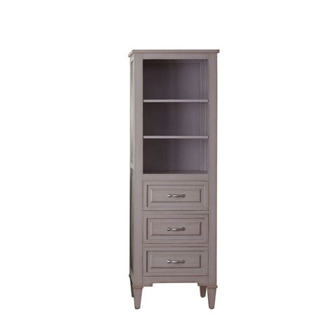 Avanity Kelly 22 In W X 65 In H X 15 In D Bathroom Bathroom Storage Tower Cabinet