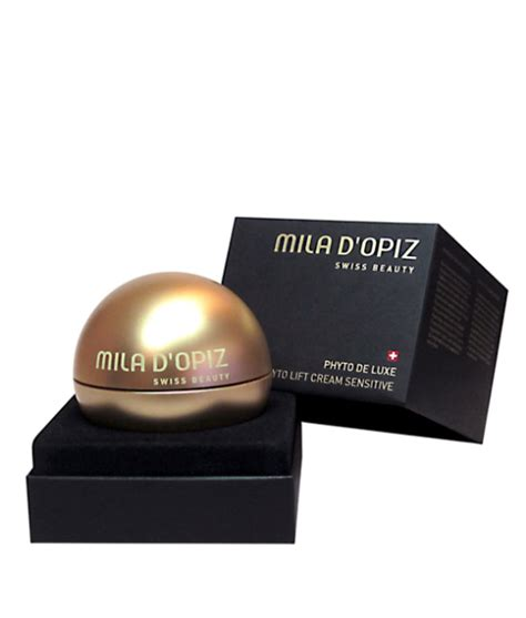 Mila D Opiz Skin Refine Repair phyto lift sensitive 50ml swiss musk collection the of swiss perfume
