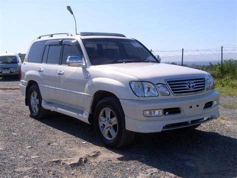 2002 Toyota Land Cruiser Used 2002 Toyota Land Cruiser Cygnus Photos 4700cc