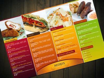 desain daftar menu resto 11 contoh desain daftar menu restaurant belajar search