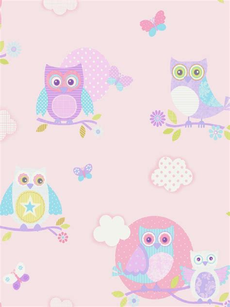wallpaper pink owl 1000 images about owl wallpapers on pinterest