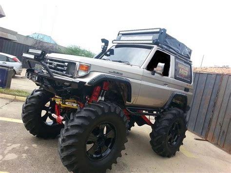 Toyota Machito Toyota Machito Rock Crawlers Diesels Roading