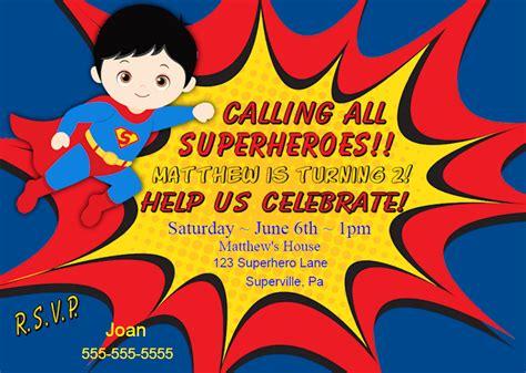 printable birthday cards superman superman invitation instant download superhero birthday