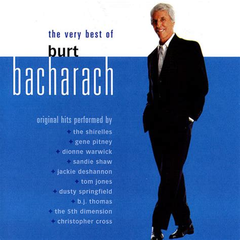 Burt Bacharach 2 Cd Best Of Anyone Who Had A burt bacharach the best of burt bacharach cd at discogs