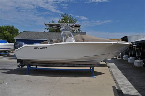 2013 key west center console boats for sale key west 244 center console 2010 for sale for 25 000