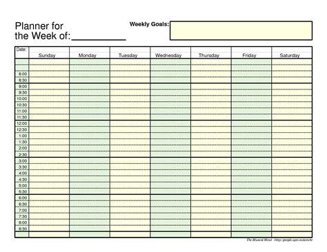 calendar templates calendar daily planner