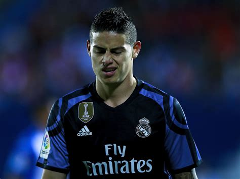 Real Madrid Rodriguez chions league 187 news 187 vor bayern kracher dicke luft