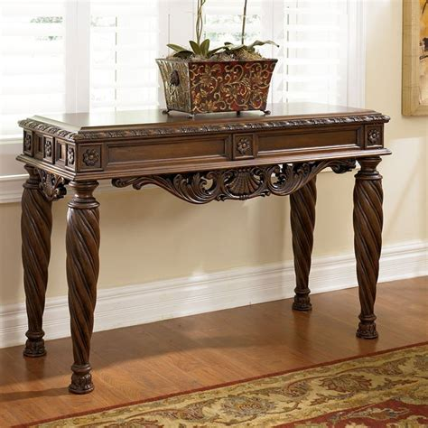 North Shore Sofa Table Signature Design By Ashley Shore Sofa Table