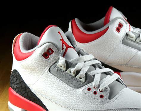 Kicks On Fire Giveaway - sneaker news air jordan iii fire red giveaway sneakernews com