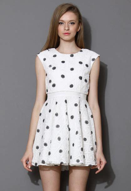 dress bonito embroidered white wheretoget