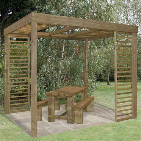 Forest Garden Dining Pergola On Sale Fast Delivery Pergola On Sale
