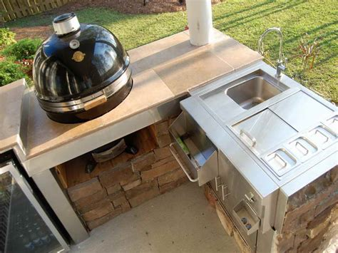 superb outdoor kitchen countertop material new ideas and