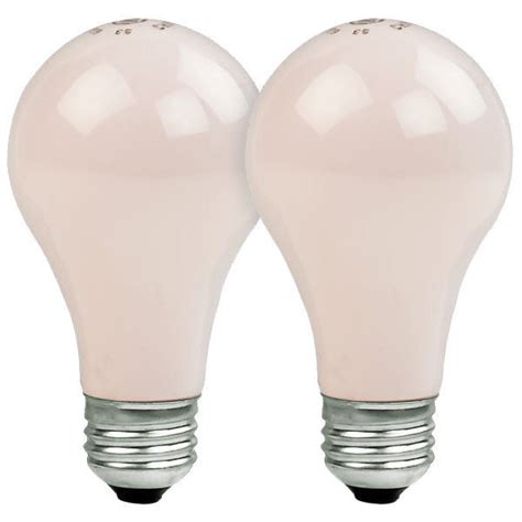 soft pink light bulbs ge 97483 60 watt soft pink party