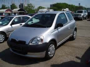 Toyota Cars 2002 2002 Toyota Yaris Pictures 1000cc For Sale