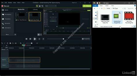 windows 10 tutorial lynda lynda camtasia 9 for windows essential training a2z p30