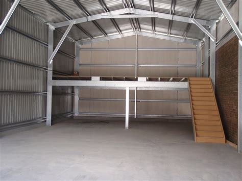 Garage Mezzanine Plans by Oko Bi How To Build A Shed Attached To Garage Here