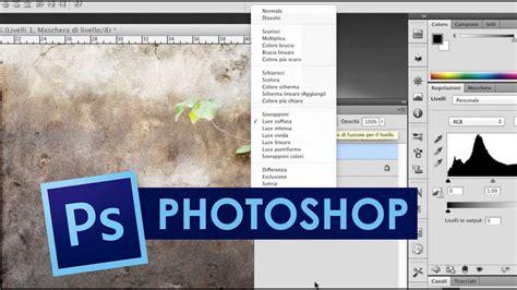 tutorial photoshop jessica morelli tutorial photoshop in italiano metodi di fusione dei