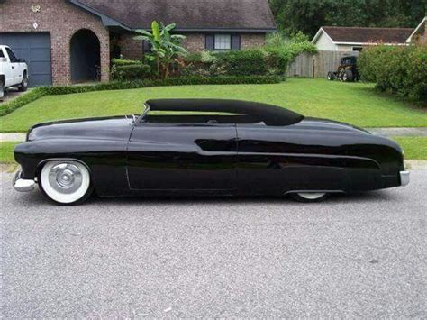Cars Lead To More Auto by 49 Mercury Convertible Chop Top Rides