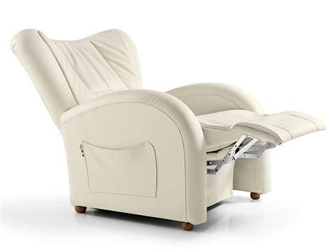 poltrone rilassanti mizar poltrona massaggiante elettrica in tessuto