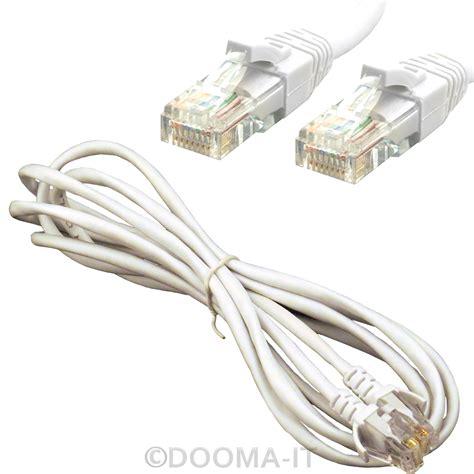 rj45 cat5e 10 100 mbps ethernet network lan adsl modem - 10 100 Mbps Ethernet Cable