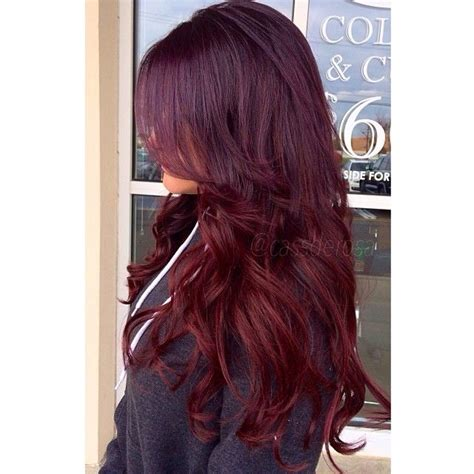 merlot hair color 25 best ideas about burgundy hair colors on