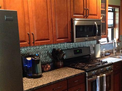 aluminum backsplash kitchen princess aluminum backsplash tile 0604 dct