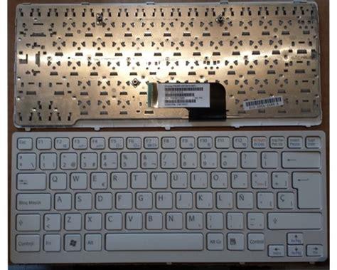 teclado espa 241 ol blanco sony vaio vpc cw vpccw vgn cw vgncw
