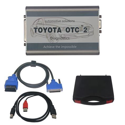 fly toyota otc 2 scan tool for toyota and lexus diagnois