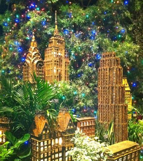 Manhattan Botanical Gardens New York Botanical Garden Show South Post News Culture In Carroll