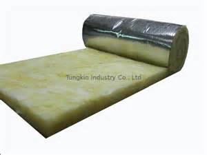 fsk glass wool felt for duct wrap fiberglass blanket
