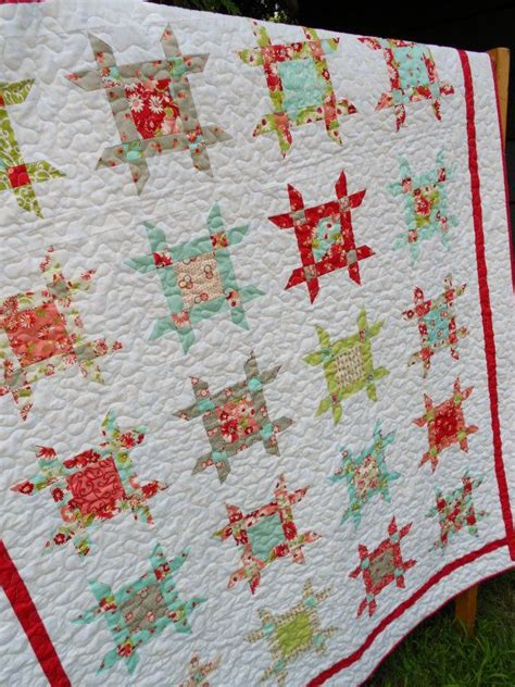 Quilt Patterns Using Eighths by Quilt Pattern Pdf Instant Layer Cake Or Eighth Crib