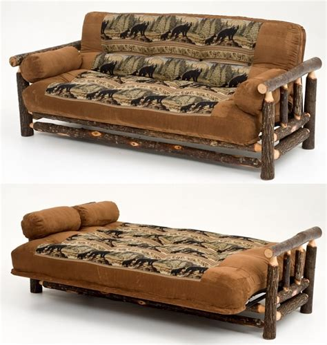 Cabin Futon by 1000 Images About Small Beds On Wood Futon Frame Trundle Daybed And Futon Sofa