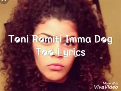 imma toni romiti lyrics toni romiti nothin on me lyrics clean version imma toni ro