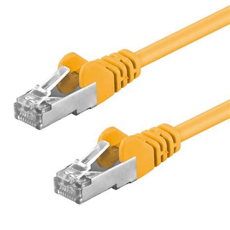 Kabel Lan Cat 6 15m 6s9gl cat 6 s ftp pimf kabel 15m gelb patchkabel lan dsl netzwerkkabel
