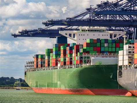air pollution from uk shipping is four times higher than previously thought the independent