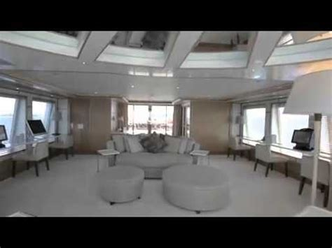 Yacht Sinks by Inside Sunken Mega Yacht Yogi Youtube