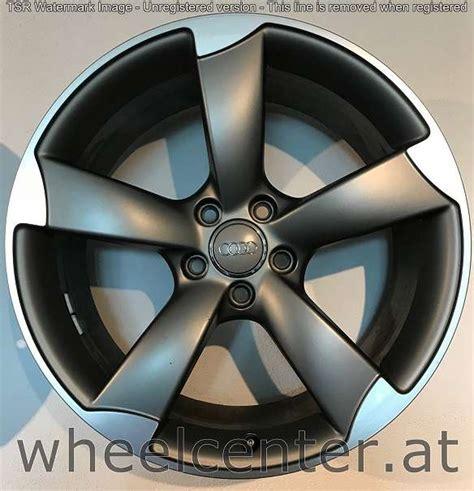 Audi A4 8k Rotor Felgen 19 quot original audi a4 b8 8k rotor alufelgen 8 5x19 et43
