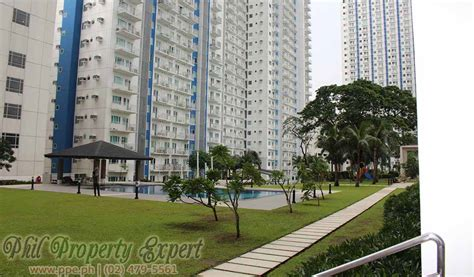 fully furnished br condo  balcony  rent  quezon city smdc grass residences