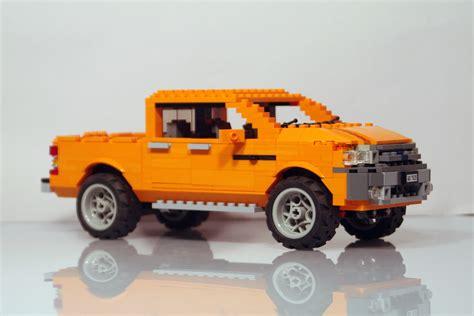 lego ford ranger brickshelf gallery ford ranger p375 wildtrack pickup 01 jpg