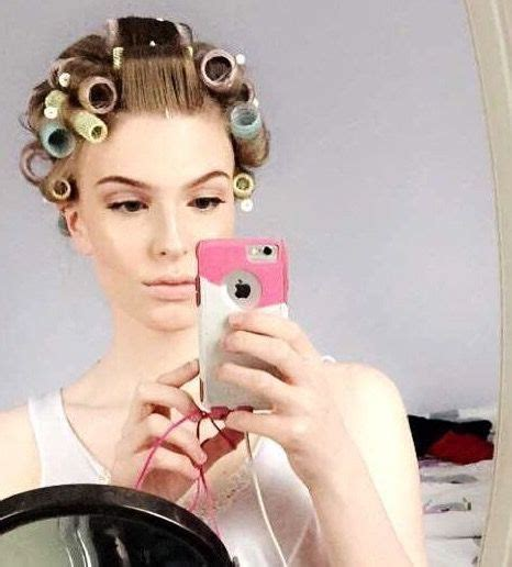 feminization hair 1000 images about sexy in curlers on pinterest sexy