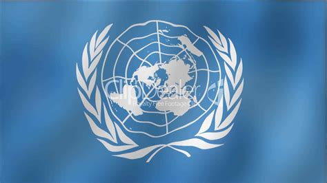 United Nations Nation 11 by United Nations Waving Flag Detail Royalty Free