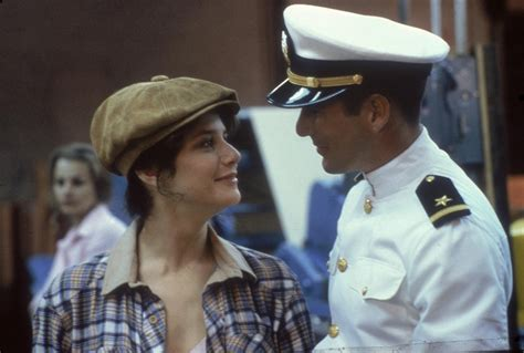 Officer And Gentleman by Pdx Retro 187 Archive 187 Debra Winger Is Now 58
