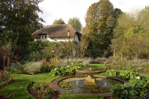 thatched cottage and garden rooms thatched roof cottage and gardens traditional