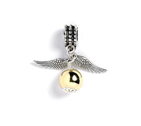 1000  images about Harry Potter pandora bracelet on Pinterest   Golden snitch, Harry potter