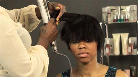 black hair salons in charlotte short hair how to style short hair for black women hair care