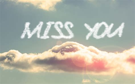 i miss you hd wallpaper for android miss you written in sky with smoke wallpaper best hd