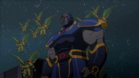 justice league the darkseid justice league vs darkseid youtube